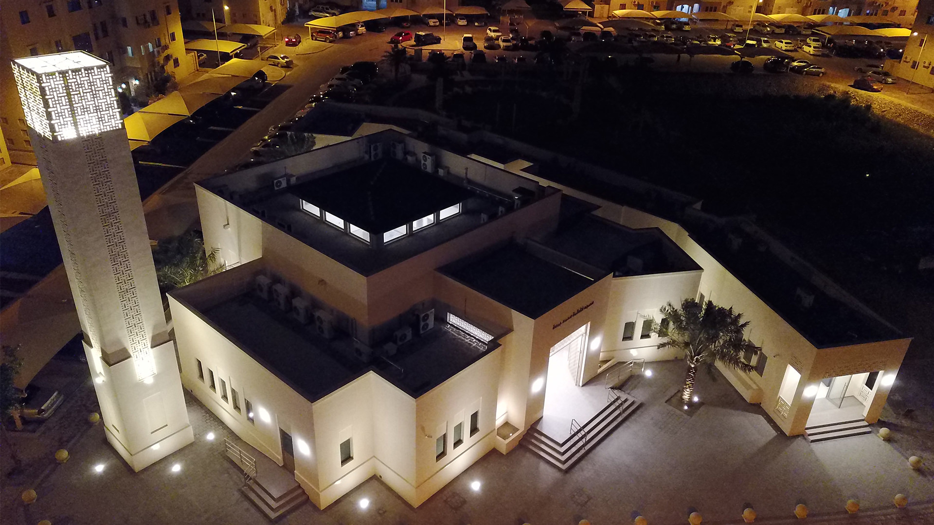 Fatima Juma Mosque Building Design And Supervision Services by MSCEB