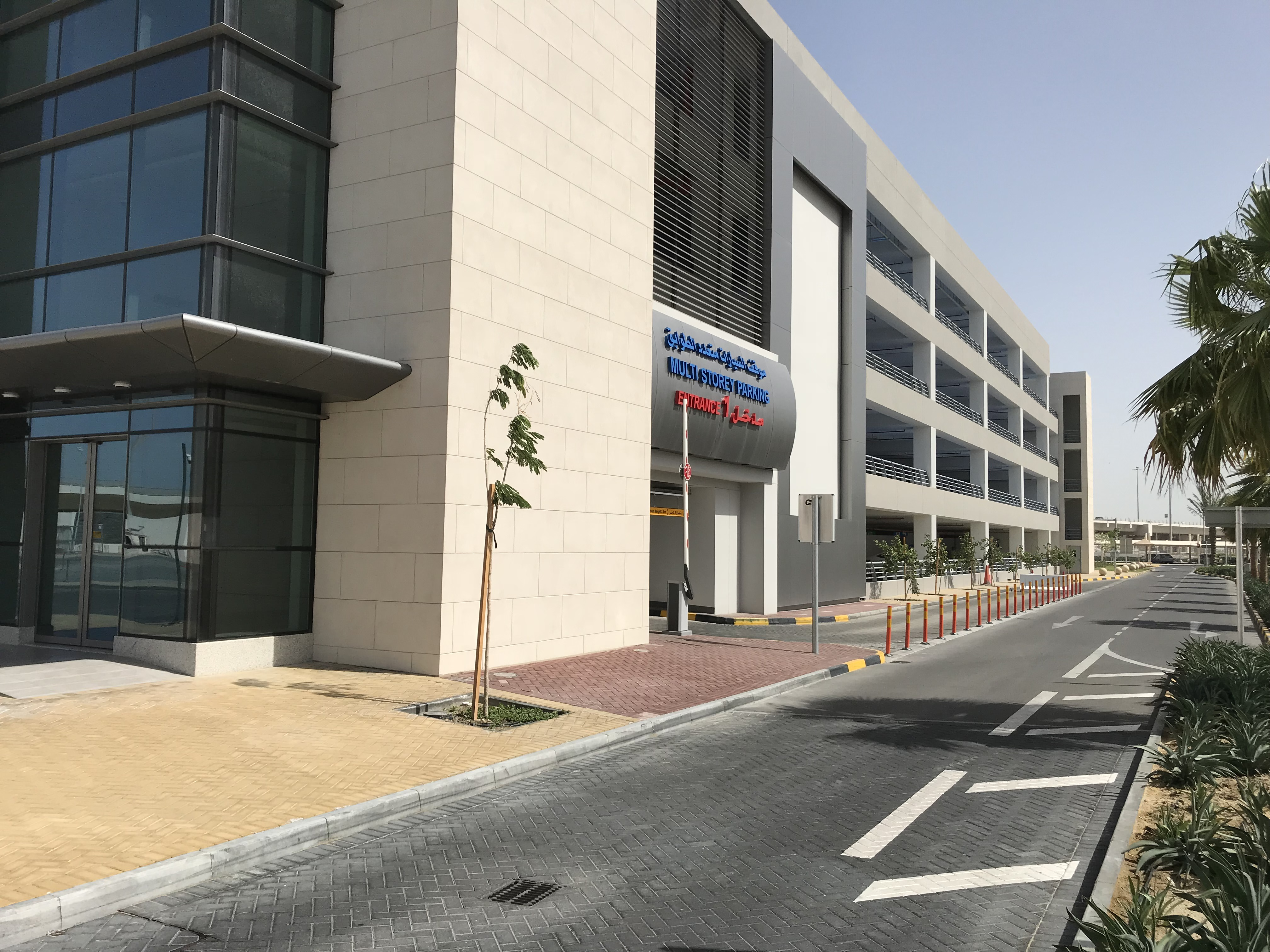 The Avenues Car Park Building Design And Supervision Services by MSCEB