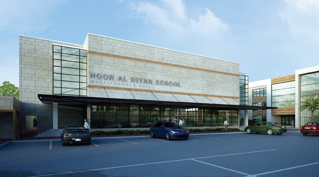 Noor AlDiyar School Design And Supervision Services by MSCEB