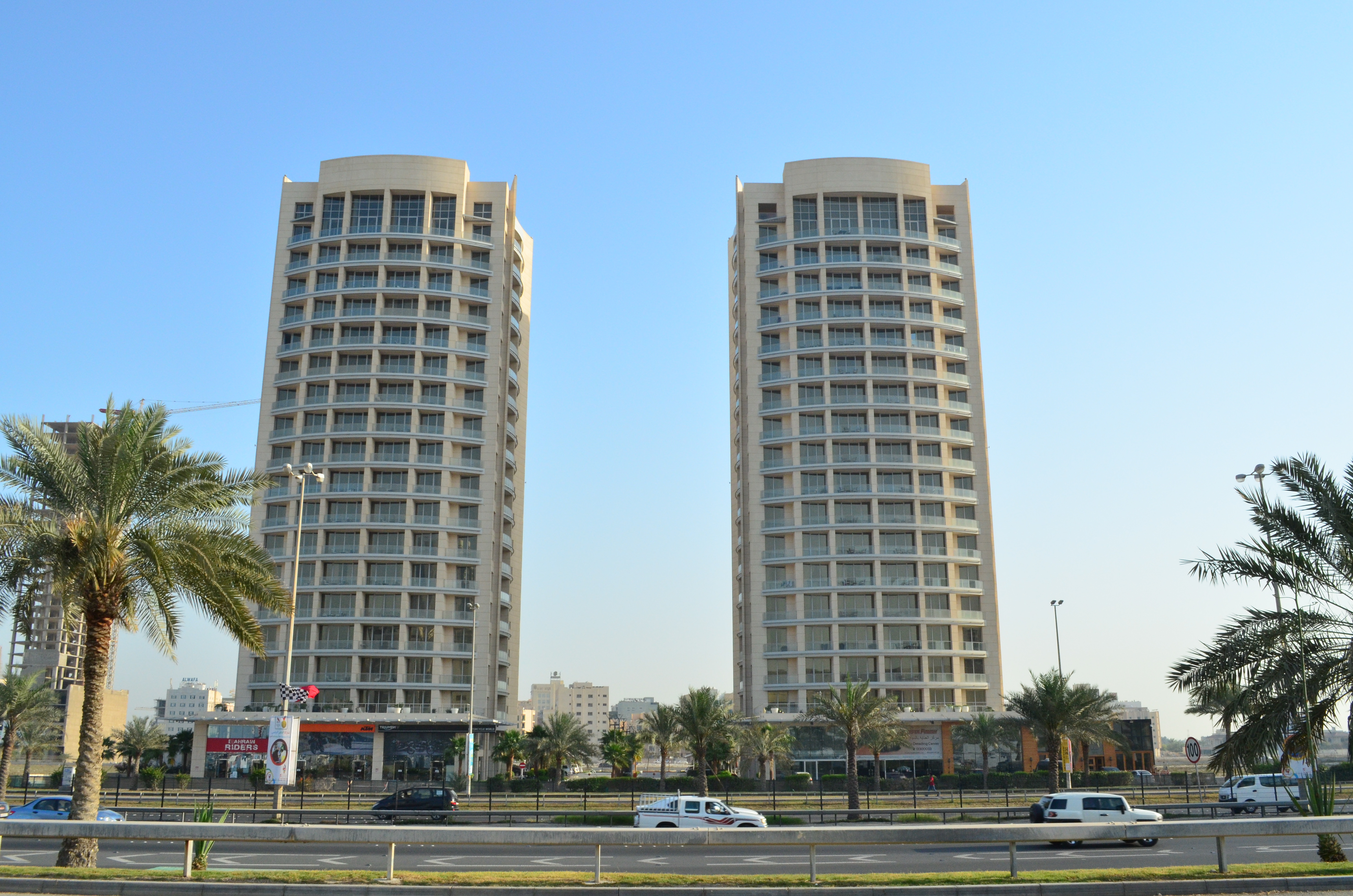 Houran Towers Residences Building Design And Supervision Services by MSCEB