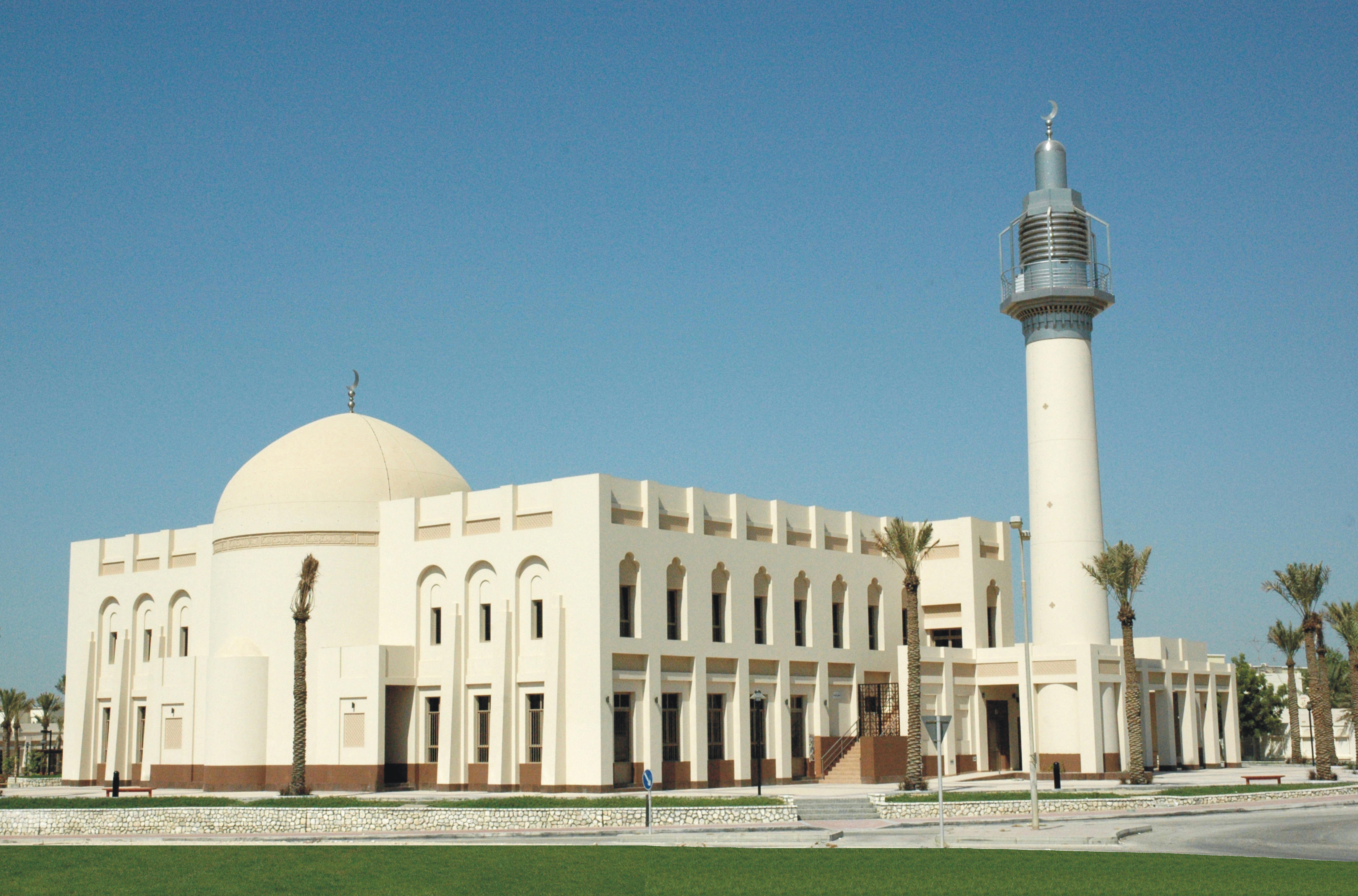 Shaikha Hessa Mosque Building Design And Supervision Services by MSCEB