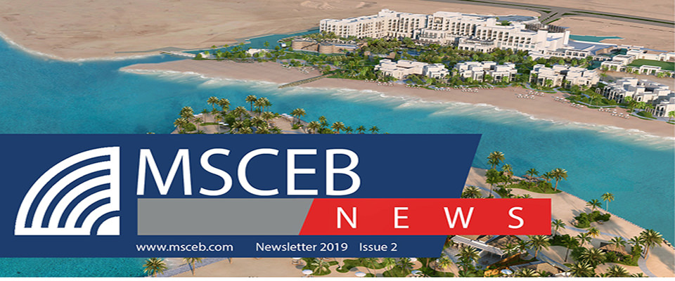 MSCEB Newsletter 2019/issue 02
