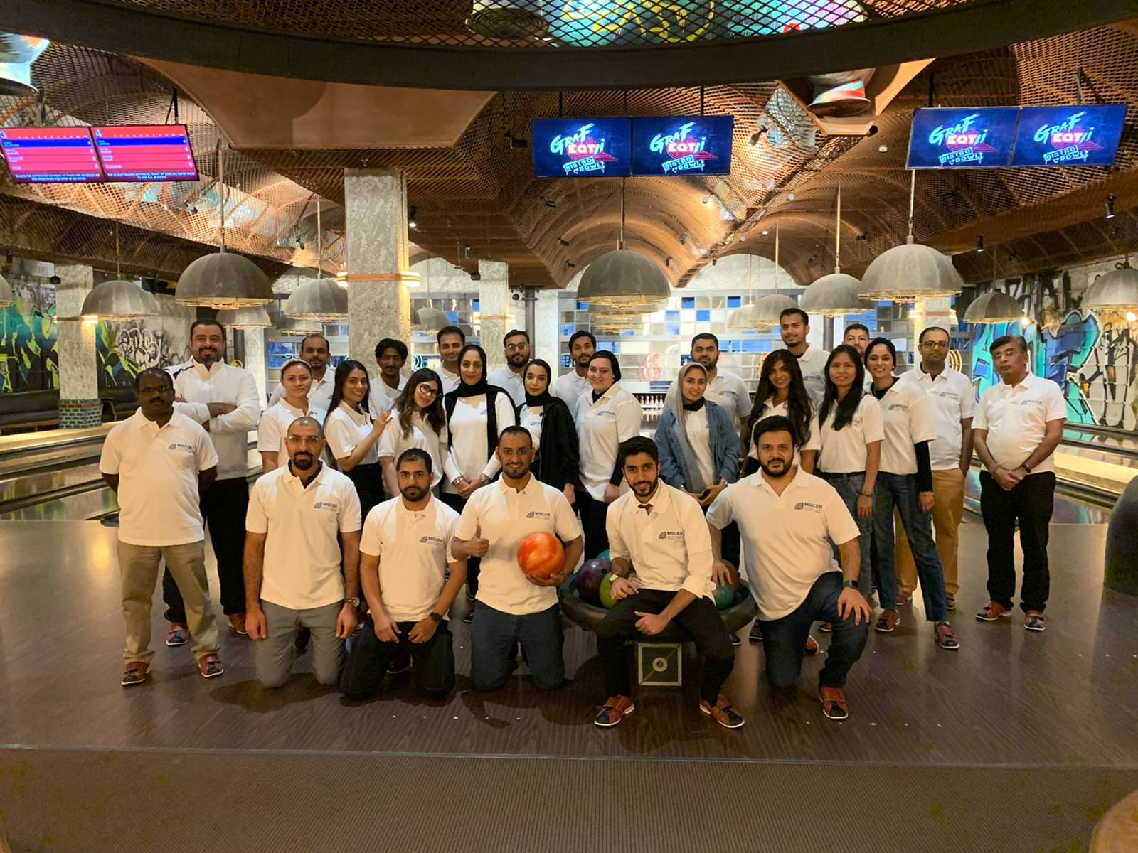 MSCEB's Staff Bowling Night