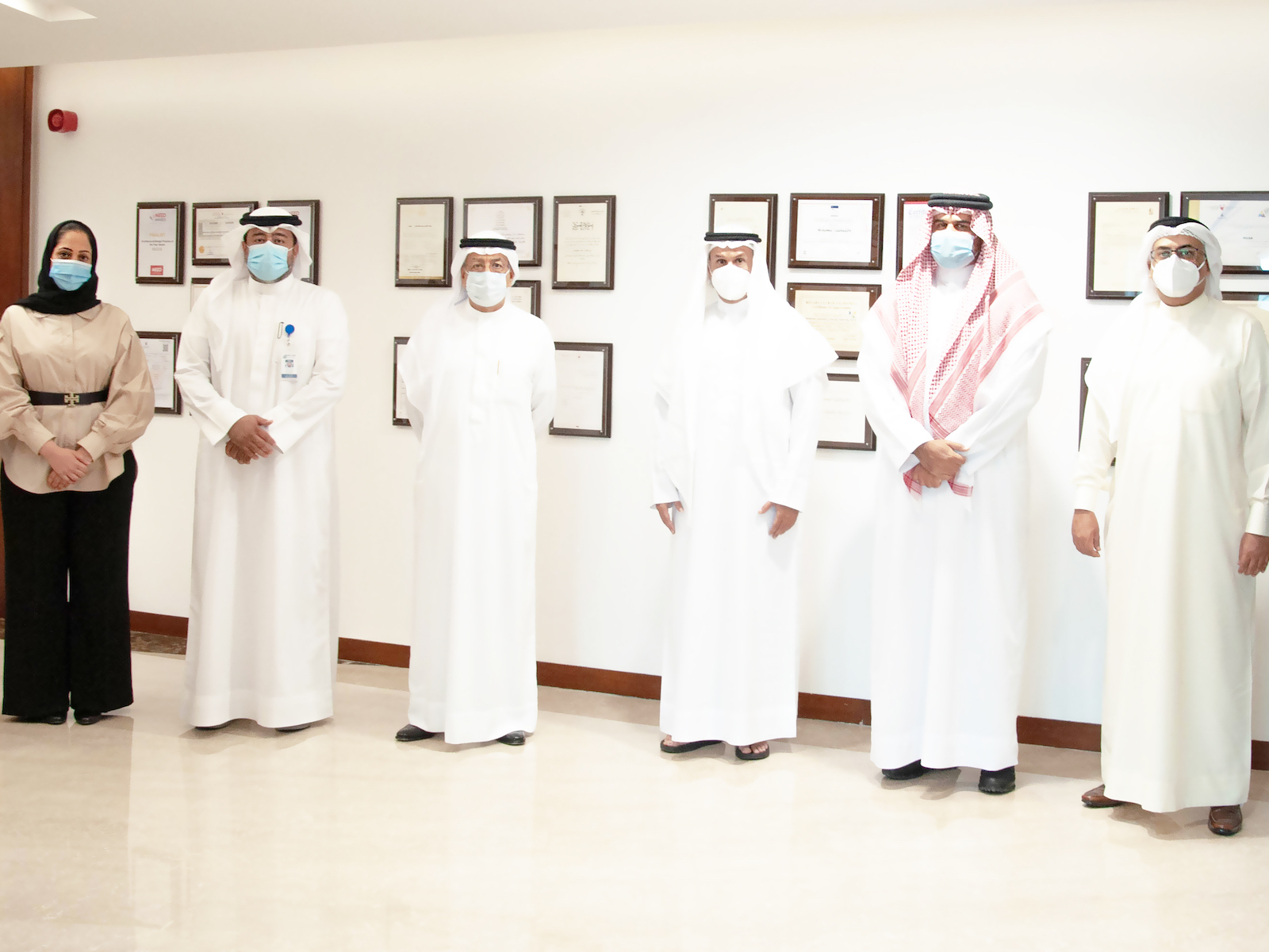 His Excellency Shiekh Hisham bin Abdulrahman Al Khalifa, Governor of the Capital Governance's visit to MSCEB