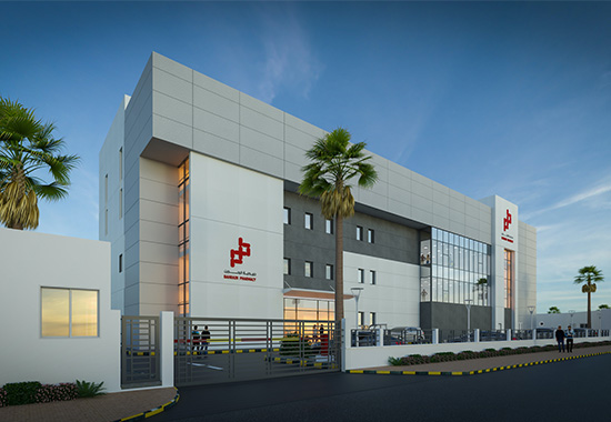 Bahrain Pharmacy Warehouse